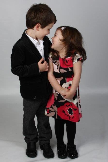 Samuel and Elizabeth King