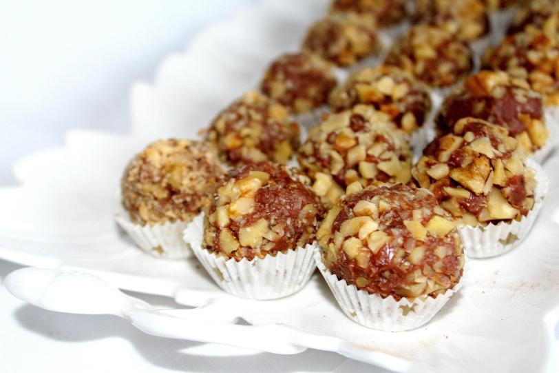 Truffles od likera i suvog grožđa 003