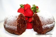 Kuglof sa tikvicama i čokoladom